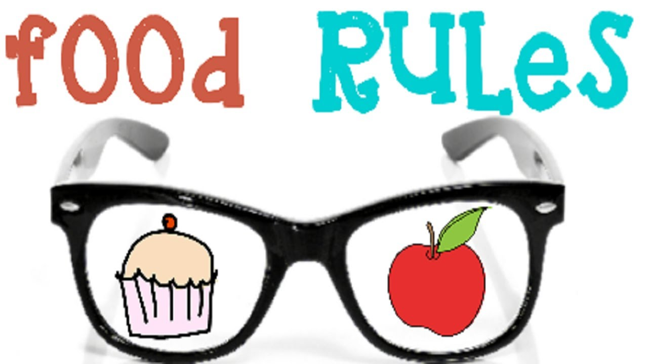 Simple rules for good nutrition of children