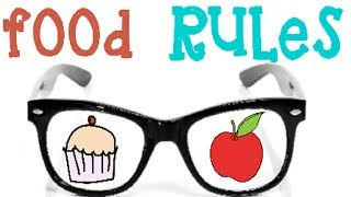 Healthy eating and nutrition : Simple yet Effective Rules you can follow