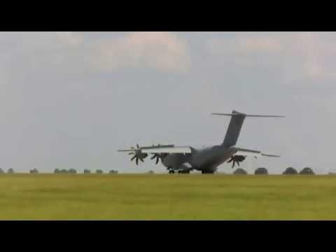 Strategischer Lufttransport mit Airbus A400M Bundeswehr