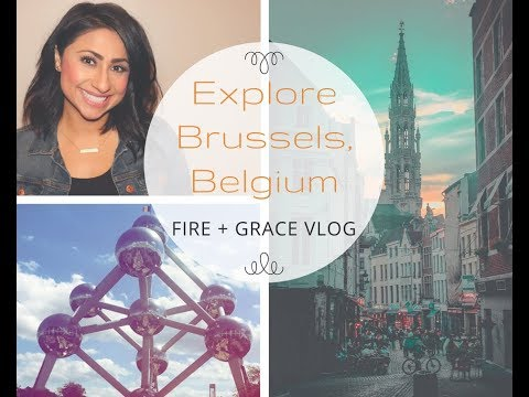 EXPLORE BRUSSELS, BELGIUM: A quick city tour guide!