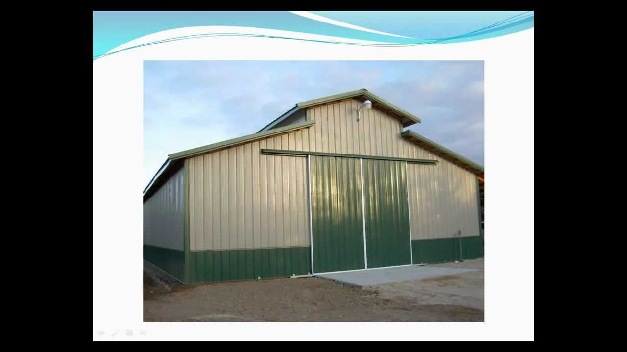 Merveilleux Steel Sliding Doors   Barn Doors   Agricultural Sliding Doors   YouTube