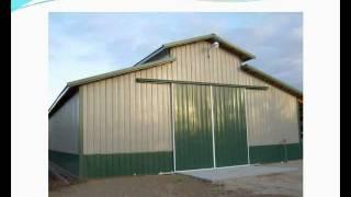 Steel Sliding Doors - Barn Doors - Agricultural Sliding Doors