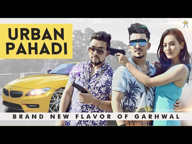 Urban Pahadi - Nirala G | Big J | Deepshikha Muyal | Garima Thakur - Garhwali Song