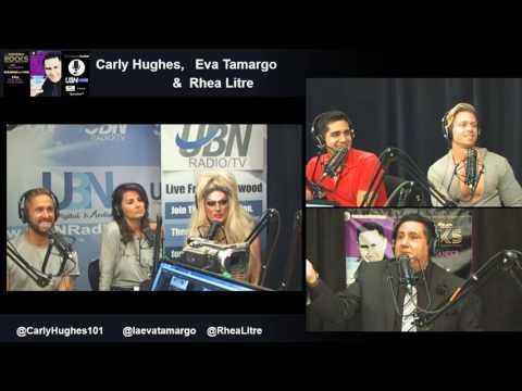 Eva Tamargo / Wesley Woods / Steven Dehler / Patrick Gomez : On the Rocks Radio Show