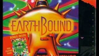 Earthbound - Magicant
