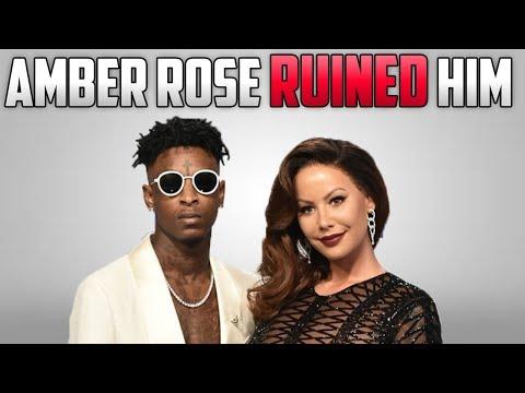Did Amber Rose RUIN 21 Savage?