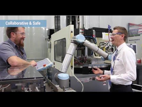Universal Robots' Five Unique Selling Points - why cobots