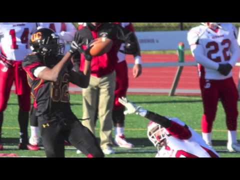 Ursinus College Football Highlights from 2014