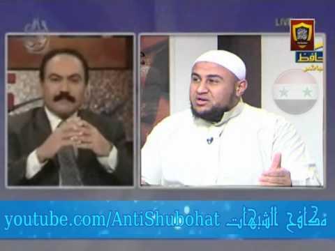 المناظرة الكبرى أبو عمر Vs الأخ وحيد هل محمد أشرف الخلق؟