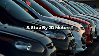 JD Motors: Steps To Finding the Right Auto For You