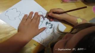 Impact of Domestic Violence on a Child and Art Therapy