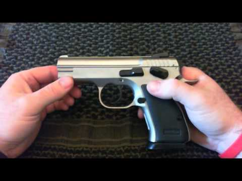 eaa witness steel compact review youtube