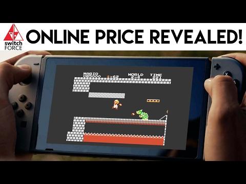 Nintendo Switch Online Service Price Revealed - SHOCKINGLY LOW!!