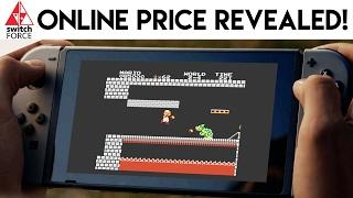 nintendo switch online service price revealed shockingly low