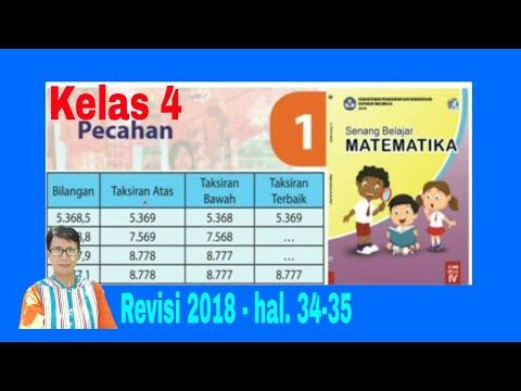 Ayo Mencoba Hal 54 55 Senang Belajar Matematika Kelas 4 Bab 2 Kpk Dan Fpb Semester 1 Youtube