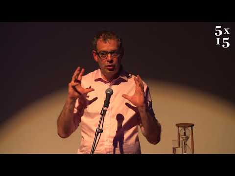 David Runciman @ 5x15 - How Democracy Ends