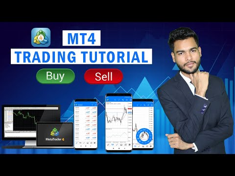mt4-app-tutorial-for-beginners-|-mt4-forex-trading-for-beginners-full-information-in-hindi