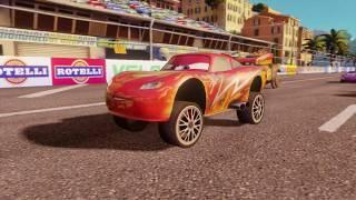 Дракон Молния vs Молния - Углеродное волокно (Тачки 2/Cars 2 Versus №4)Xbox 360