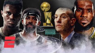 How The Bubble Could Change The Nba Forever | Nba On Espn