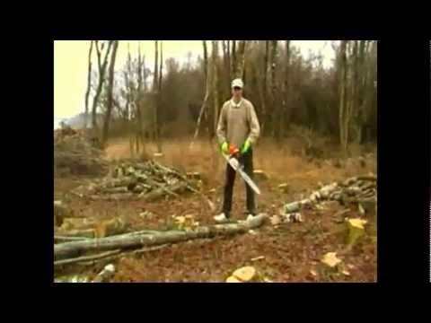 Couper du bois en 50 cm.wmv poster