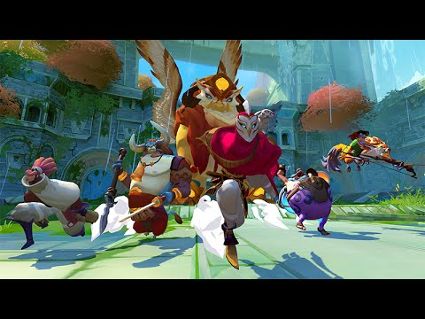 Gigantic:QuickLook