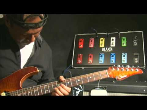 Test Stagg Blaxx Distortion pedal (Ferry Akerina)