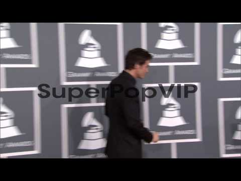Rob Marciano at The 55th Annual GRAMMY Awards - Arrivals ...