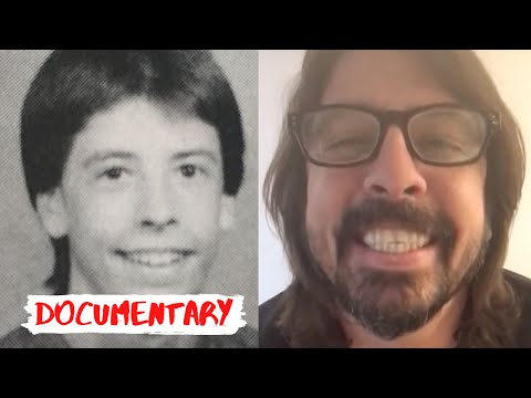 The Untold History of Dave Grohl (Nirvana, Foo Fighters)