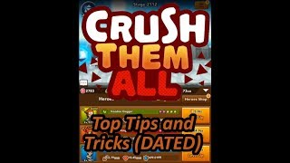 Crush Them All | Best tips and tricks Aug '18