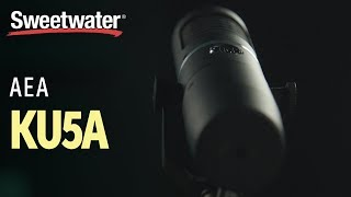 AEA KU5A Ribbon Microphone Review