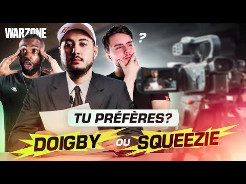 """ON JOUE À """"TU PRÉFÈRES"""" EN PLEINE GAME WARZONE ! 🔫"""