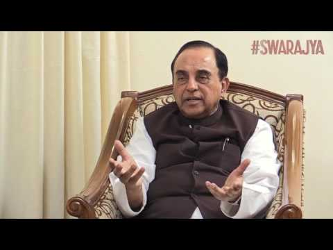 Will Dr Subramanian Swamy Accept The Post Of Tamil Nadu Governor If Offered To Him?