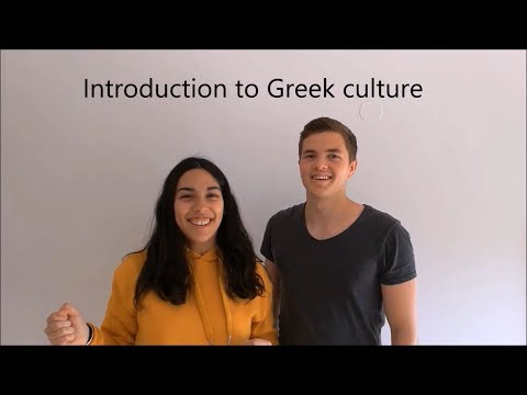 Introduction To Greek Culture
