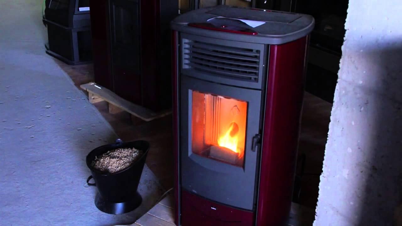 Venta online de estufas de pelles sin humos chimeneas - Estufas sin chimenea ...