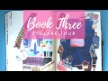 JOURNAL TOUR | Book Three Collage with Magazines