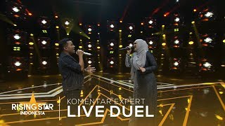 Download Mp3 Duet Judika dengan Dato' Sri Siti Nurhaliza Bikin Baper! | Live Duel 2 | Rising Star Indonesia 2019