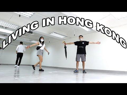 I'M BACK! Life In Hong Kong, Disneyland, Office Hunting, Eating alot!