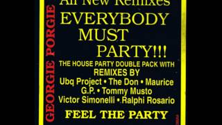 Georgie Porgie - Everybody Must Party (UBQ