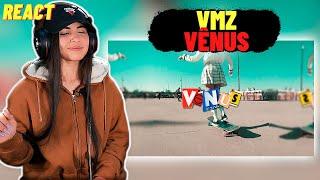 VMZ - Vênus   Lyric Vídeo [REACT Mah Moojen]