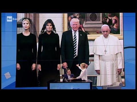 Luciana Littizzetto - Il mondo di Trump - Che tempo che fa 28/05/2017