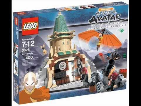 LEGO Set 2006 Avatar The Last Airbender - YouTube