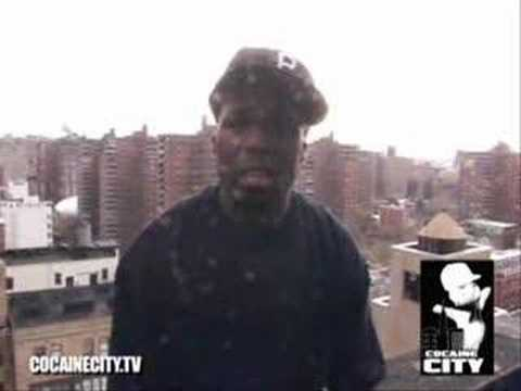 50 Cent Interview On Cocaine City 11