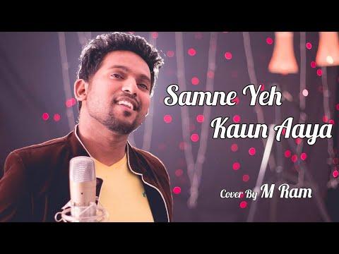 Samne Yeh Kaun Aaya-Kishore Kumar-Jawani Deewani 1972-Unplugged-Cover By  M Ram-Musical Hub