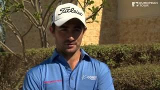 Abu Dhabi HSBC Golf Championship : Les impressions de Gary Stal