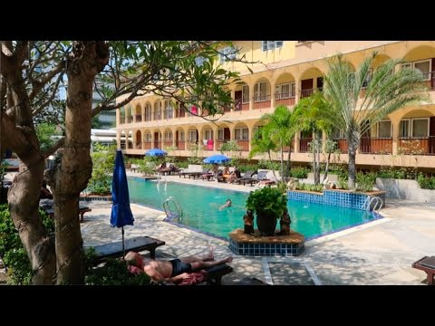 Pattaya Sabai Wing Hotel – Nice Pool…!!!
