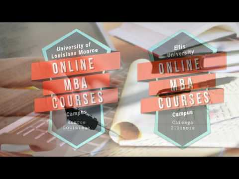 online mba degree in usa