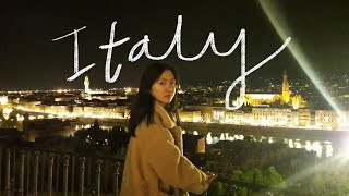 Let's go to Italy Vlog 2  | Florence, Pisa 一起去義大利 2???????? [ENG SUB]