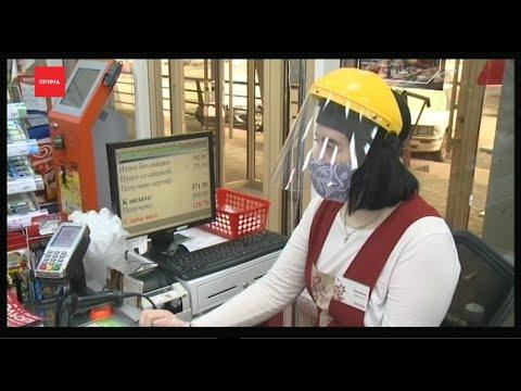 Магазины могут не обслуживать покупателей без масок