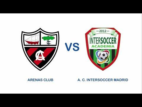 Arenas Club vs A.C. Intersoccer Madrid