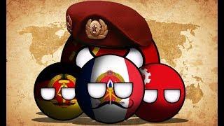 COUNTRYBALLS | Альтернативная Холодная Война | 1 сезон 1 серия | СССР наносит удар